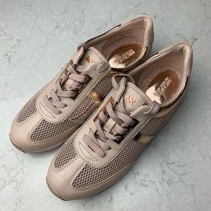 NEW Michael Kors Maggie pink sneakers